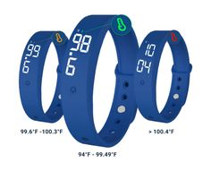 New Startup Aims to Frequently Check Body Temperature with Wearable Alert Device