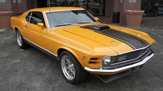 1970 Ford Mustang | Mecum Auctions