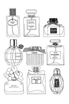 expensive perfumes smell so much nicer