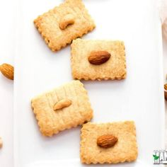 Crispy Cinnamon Cookies - Cook With Manali Indian Food Recipes, Real Food Recipes, Baking Recipes, Cookie Recipes, Cookie Ideas, Sweets Recipes, Mango Chicken Curry, Butter Chicken Curry, Biscuit Cookies