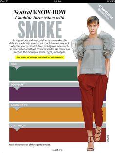 Instyle Smoke 2015
