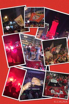 YourBetsAcademy: Congratulations SL Benfica - Festa de Campeão