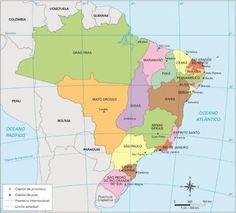 São Paulo - Conheça seu Estado (História e Geografia): 09 - A divisão estadual após a independência do Br...