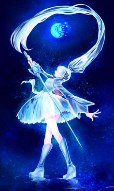 Weiss is best in my opinion XP