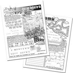 John chapter Jesus Baptized by John the Baptist is a History-Activity-Puzzle Work Sheet for the kids to have a better understanding of why Jesus was baptized for us. Learn The Bible, Bible Study For Kids, Sunday School Lessons, Sunday School Crafts, History Activities, Book Activities, Sermons 4 Kids, Book Of Matthew, Prayers For Children