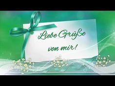 Guten Morgen Gruß für Dich, mit lieben Grüße von mir :o) - YouTube Youtube, Verse, Love, Youtubers, Youtube Movies