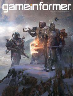 September Cover Revealed – Destiny: Rise Of Iron - News - www.GameInformer.com