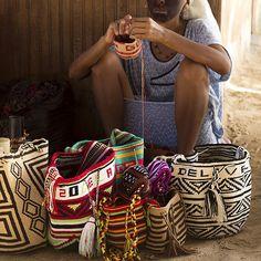 Wayuu Handmade, Wayuu Woman