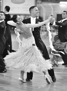 Samanta Salatin & Matteo Scotto Di Porta  #RossoLatino #testimonial #danceshoes #passion