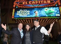 The Good Dinosaur Hollywood Premiere (Video & Photos) | Pixar Post