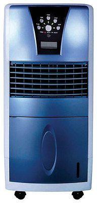 SPT - Portable Evaporative Air Cooler - Blue
