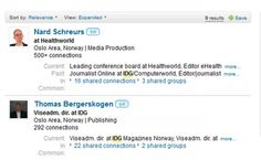 LinkedIn Tips nr 10 – Companies-oversikten  http://jobbportalen.no/blogg/linkedin-tips-nr-10