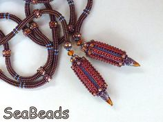 ribbed-bullet-lariat-seabeads-p1210904