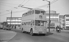 1950 SUNBEAM F4 - Walsall 353, ex-Ipswich