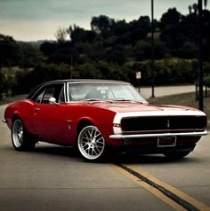 Gorgeous 1967 Chevy Camaro RS.Find parts for this classic beauty at http://www.southeastchevyparts.com