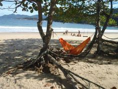 A praia da Parnaioca é uma das praias mais isoladas de toda a Ilha Grande. http://www.nattrip.com.br/site/pt/ilha-grande-parnaioca-noturno.html