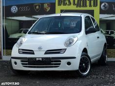 Second hand Nissan Micra - 2 890 EUR, 174 000 km, 2006 - autovit.ro