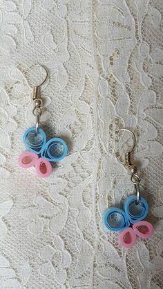 Guarda questo articolo nel mio negozio Etsy https://www.etsy.com/it/listing/470870836/idea-regalo-per-bambina-orecchini-a