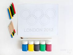 :: armelle blog ::: free olympic games art download ...  london 2012