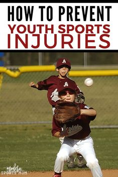 Injuries in youth sp