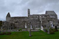 Corcomroe Abbey, Ireland
