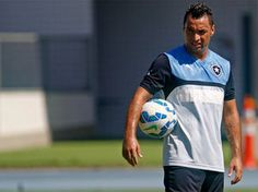 BotafogoDePrimeira: Bem fisicamente, Daniel Carvalho comemora sequênci...