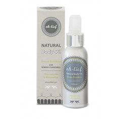 Oh-Lief Natural Olive Bath & Body Oil