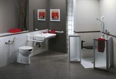 Fantastiche immagini su bagno per disabili handicap bathroom