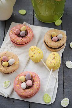 Macaron de Pâques