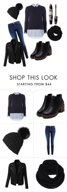 """Untitled #23"" by kovacevic24 ❤ liked on Polyvore featuring Dorothy Perkins, Black, Lee, LE3NO, prAna and Max Factor"