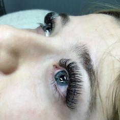 dramatic volume lashes