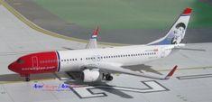 Aeroclassics Norwegian Air Shuttle B 737-8JPWL 1:400 Item # ACNAX0115D