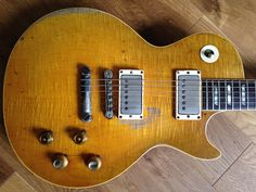 NO LONGER FOR SALE A 1959 Gibson Les Paul Standard previously owned by Peter Green of Fleetwood Mac and Gary Moore. We were very privileged to recently broker the sale of this guitar which is now Les Paul Guitars, Fender Guitars, Gibson Guitars, Epiphone Les Paul, Les Paul Custom, 1959 Gibson Les Paul, Peter Green Fleetwood Mac, Taylor Guitars, Acoustic Guitar Strings