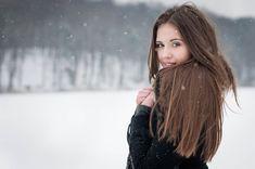 Nice winter portrait.