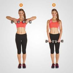 The High-Intensity Workout That'll Wake You Up No Matter What .Any workout that includes spiderman pushups? Shoulder Muscles, Chest Muscles, Treadmill Workouts, Chest Workouts, Body Workouts, Workout Routines, High Intensity Workout, Cool Yoga Poses, Back Exercises