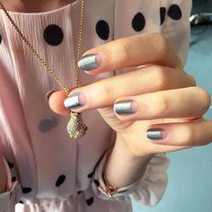 | ClioMakeUp Blog / Tutto su Trucco, Bellezza e Makeup ;) » Nail Art per chi odia le Nail Art: 13 proposte chic per Natale!