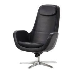Swivel armchair, ARVIKA
