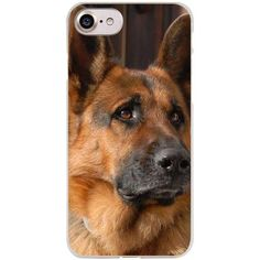 Cases, Covers & Skins Clever German Shepherd Dog Snap-on Hard Back Case Phone Cover For Sony Mobile Phones