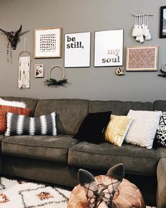 """madison rohr on Instagram: """"finally sat down on my couch for like .02 seconds yesterday to admire the fact that everything is hung up + pictures are actually in the…"""" • Instagram"""