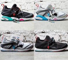 Sneaker Freaker x Puma Blaze of Glory-Shark Attack Re-issue Pack