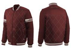 Wholesale Maroon Mariner Baseball Jacket Suppliers