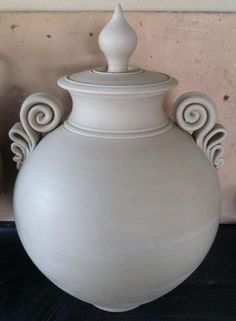 Image result for handbuilt teapot spout