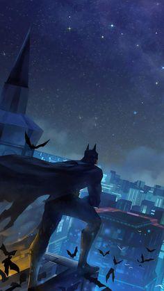 Batman The Night King IPhone Wallpaper - IPhone Wallpapers