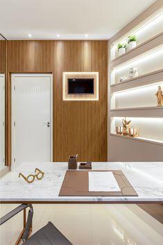 Clinic Interior Design, Clinic Design, Optometry Office, Medical Office Design, Nail Designer, Doctor Office, Home Office, Office Interiors, Decoration