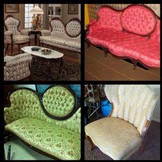 I love Victorian style Furniture!!!