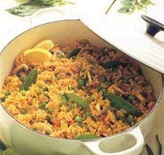 Paella EVA, verleidelijk vegetarisch