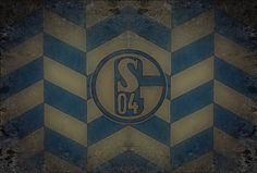 Schalke 04 logo efecto digital by carlossimio.deviantart.com on @DeviantArt