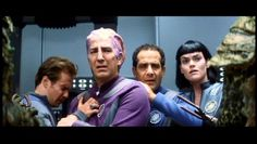 """""""Galaxy Quest"""" is a 1999 comic science fiction parody film about a troupe of actors who defend a group of aliens against an alien warlord."""