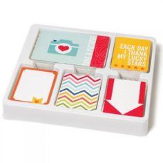 Project Life - Core Kit - Honey Edition