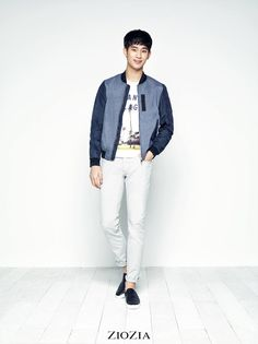 Kim Soo Hyun Is Summer-Ready With Latest ZIOZIA Collection In His Closet | Couch Kimchi